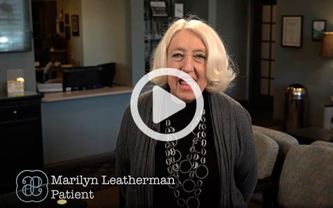 Marilyn testimonials video thumbnail